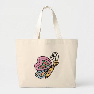 Grande inspirado pelo bolsa das borboletas