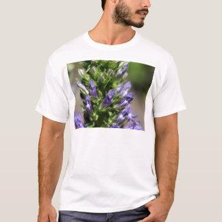 Grande Lobelia azul (siphilitica do Lobelia) Camiseta