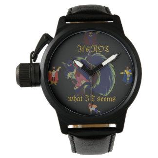 Grande relógio de pulso animal de Rothbart
