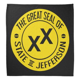Grande selo do estado de Bandana de Jefferson