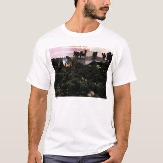"""Grande t-shirt adulto de Oracle verdejante"" Camiseta"