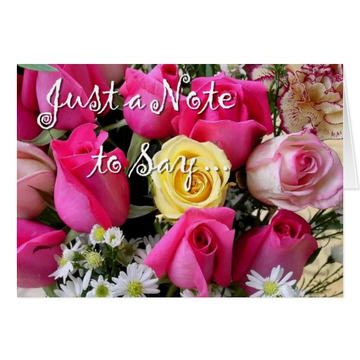 Grande texto do feliz aniversario cartão comemorativo