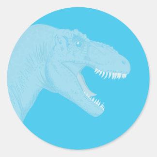 Grande trabalho! Dinossauro Adesivo