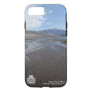 Grandes capas de iphone do parque nacional de