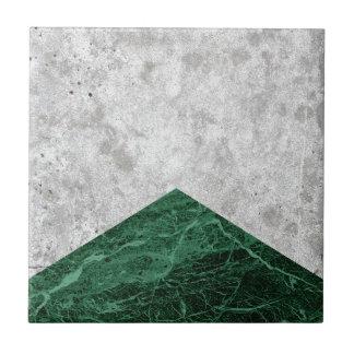 Granito concreto #412 do verde da seta
