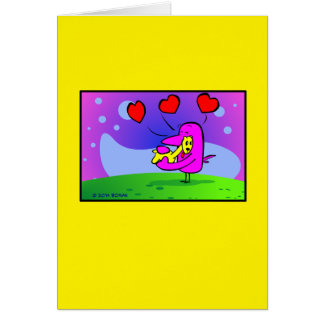 """""""Grãos-de-bico!"""" Cartão #102"""