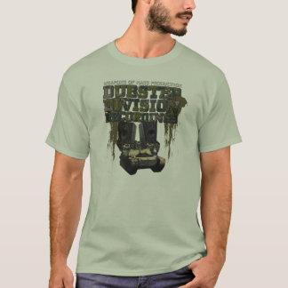 """Gravações """"armas da divisão de Dubstep da pancada Camiseta"""