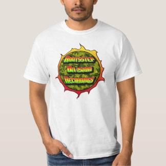 """Gravações """"bola de fogo """" da divisão de Rootsstep Camiseta"""