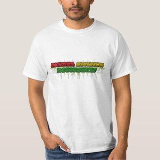 Gravações da divisão de Digikal Camiseta