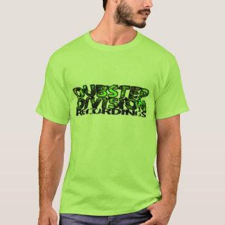 """Gravações """"selva """" da divisão de Dubstep Camiseta"""