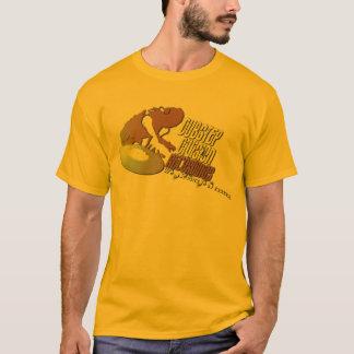 """Gravações """"Tunage da divisão de Dubstep aos Camiseta"""