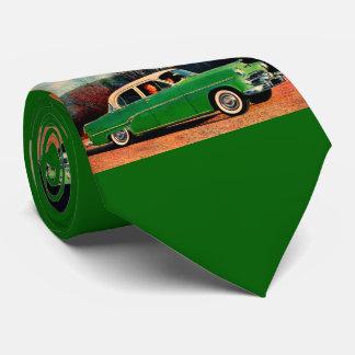 Gravata 1954 Dodge V8 real no verde