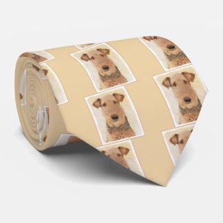 Gravata Airedale Terrier