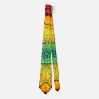 Gravata Arco-íris elegante