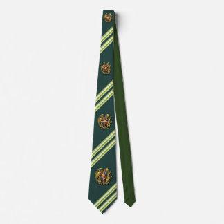 Gravata arménia do verde da brasão