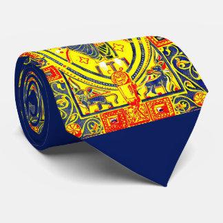 Gravata Arte popular bizantina Jesus