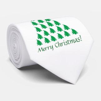 Gravata Árvore de Natal