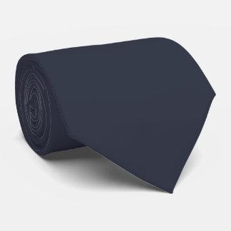 Gravata Azul da meia-noite