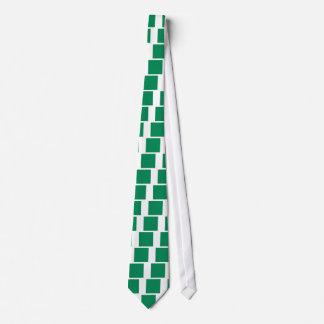 Gravata Baixo custo! Bandeira de Nigéria