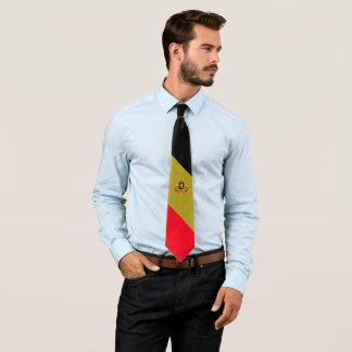 Gravata Bandeira belga