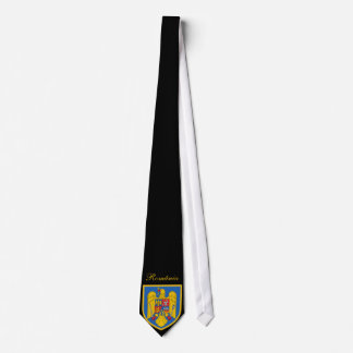 Gravata Bandeira bonita de Romania