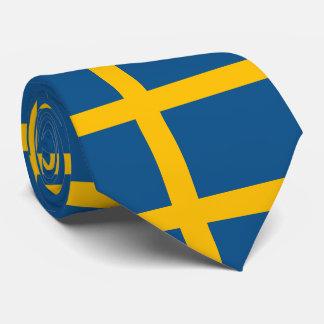 Gravata Bandeira da suecia