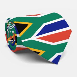 Gravata Bandeira de África do Sul Bokke