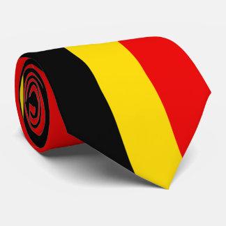 Gravata Bandeira de Bélgica