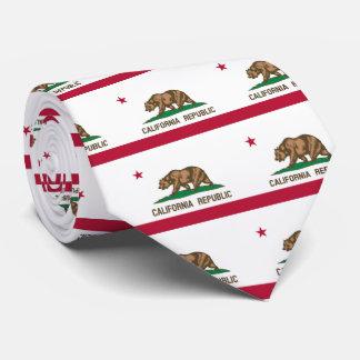 Gravata Bandeira de Califórnia