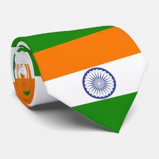 Gravata Bandeira de India Ashoka Chakra