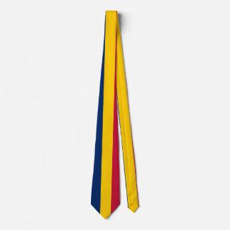 Gravata Bandeira de República do Tchad