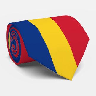 Gravata Bandeira de Romania