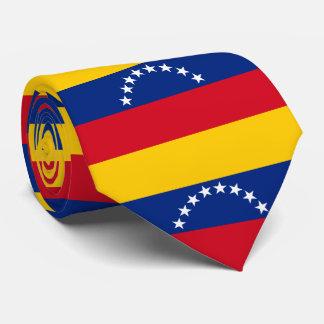Gravata Bandeira de Venezuela