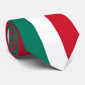 Gravata Bandeira do italiano de Italia Italia