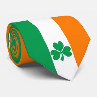 Gravata Bandeira do trevo de Ireland