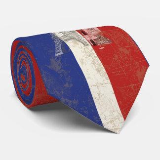 Gravata Bandeira e símbolos de France ID156