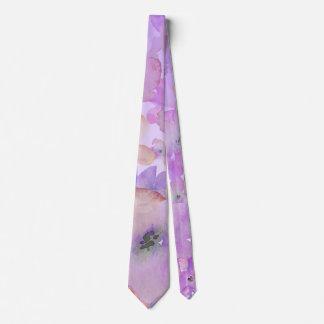 Gravata Beleza floral delicada da aguarela do *~*