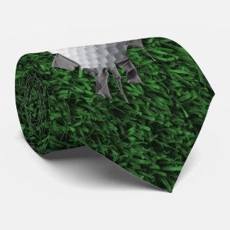 Gravata Bola de golfe rasgada