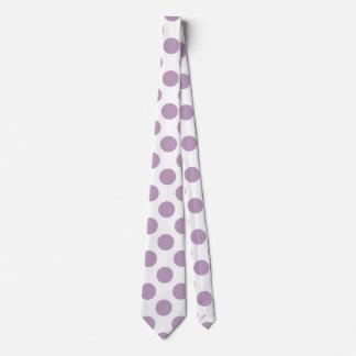 Gravata Bolinhas do Lilac