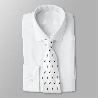 gravata branca formiga