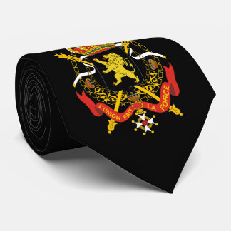 Gravata Brasão belga