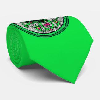 Gravata Cartouche celta