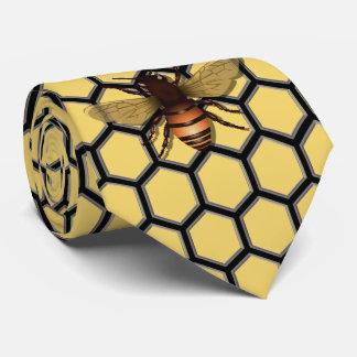 Gravata cera de abelha