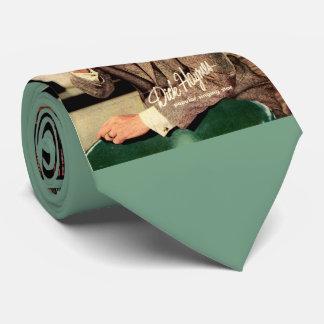 Gravata cerca do pau 1950 Haymes do anúncio do cigarro
