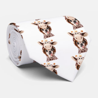 Gravata Chihuahua do laço do Dia das Bruxas no traje