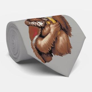 Gravata Chimpin grande