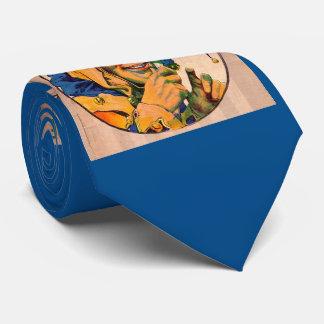 Gravata cobrir do playbill do teatro de Cohan do 1920
