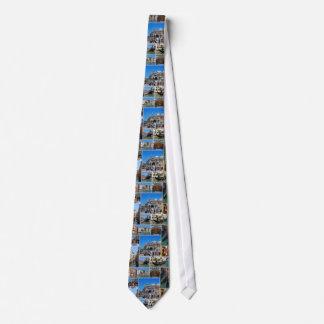 Gravata Colagem de Veneza