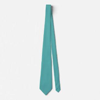 Gravata Cor abundante rica do azul de turquesa