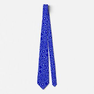 Gravata Desenhista tecido Badass azul de Marco Billy